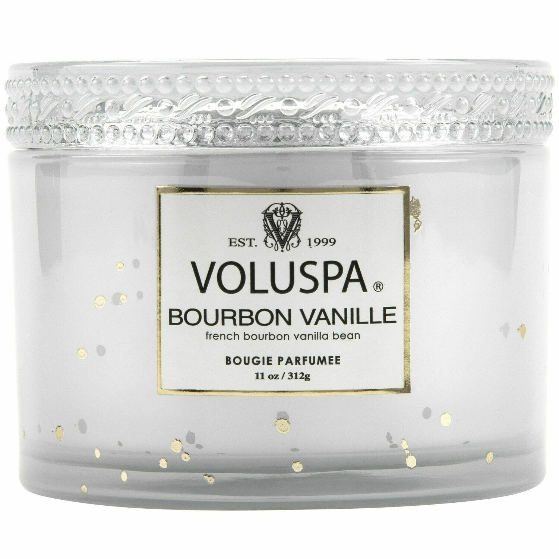 Bourbon Vanille Candle - Voluspa Vermeil Corta Maison Candle 11oz