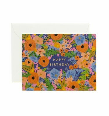 Simone Birthday Card - Rifle Paper Co. RPC103
