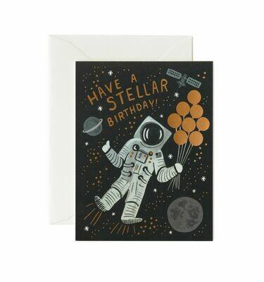 Stellar Birthday Card - Rifle Paper Co. RPC110