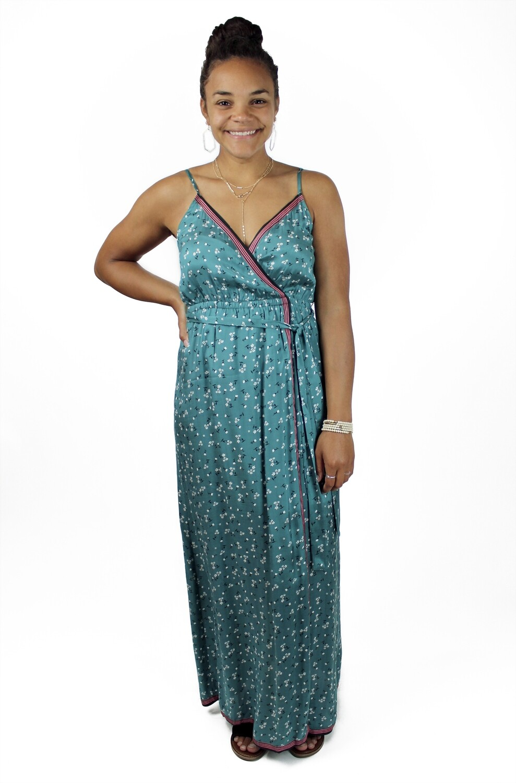 Billabong Soft Seas Maxi Dress BSO-EBY
