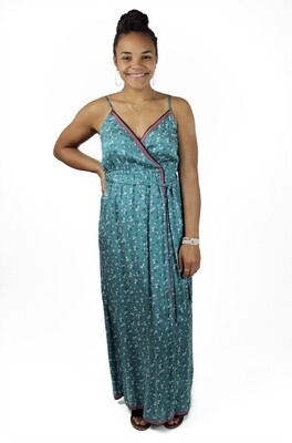Billabong Soft Seas Maxi Dress BSO-EBY