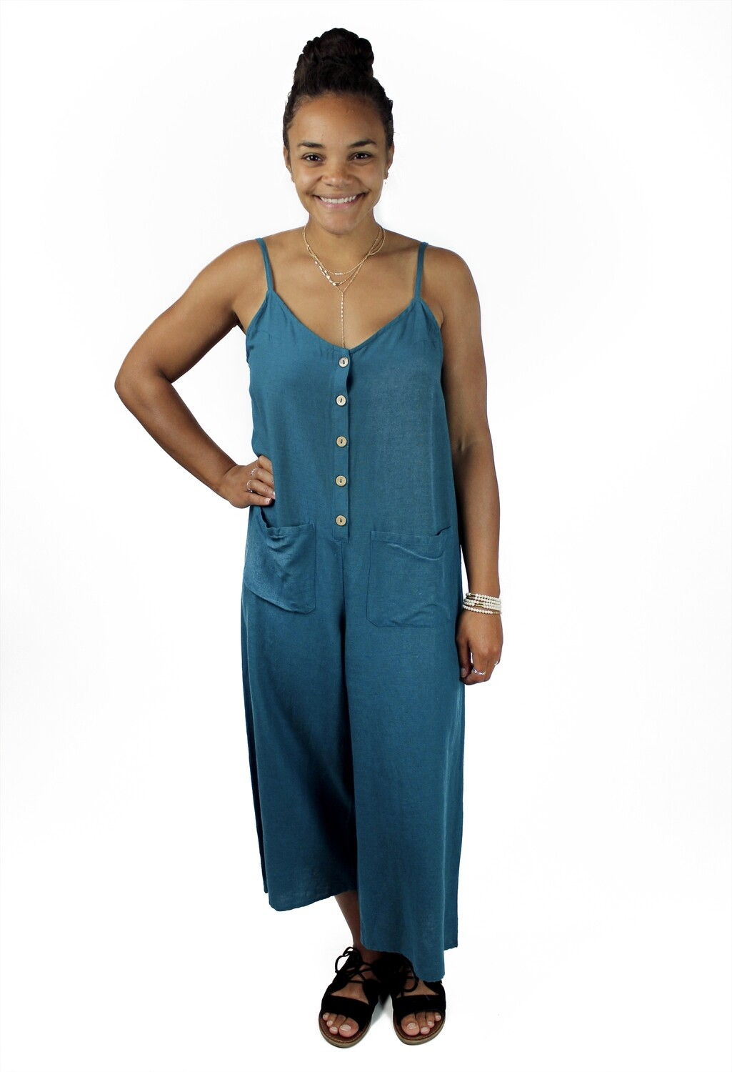 Billabong Slvls Jumpsuit Tied Up BTI-LAG