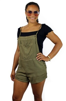 Billabong Wild Pursuit Shortalls - WIL-SAG