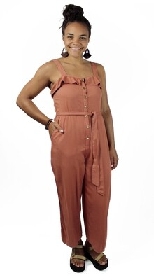 Billabong Sandy Toes Jumpsuit BSA-HEN
