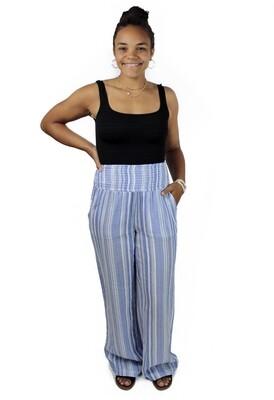 Billabong Striped Pants - NEW-SAW