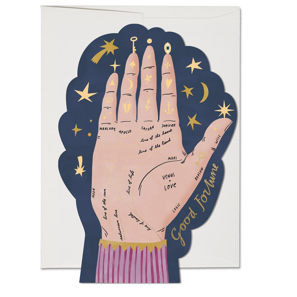 Palmistry Card - RC26