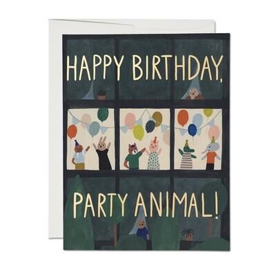 RC45 Animal House Birthday Card