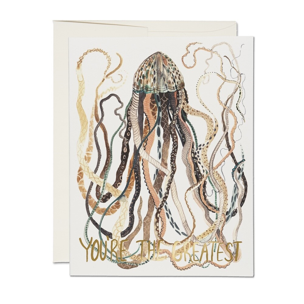 Greatest Octopus Card - RC16