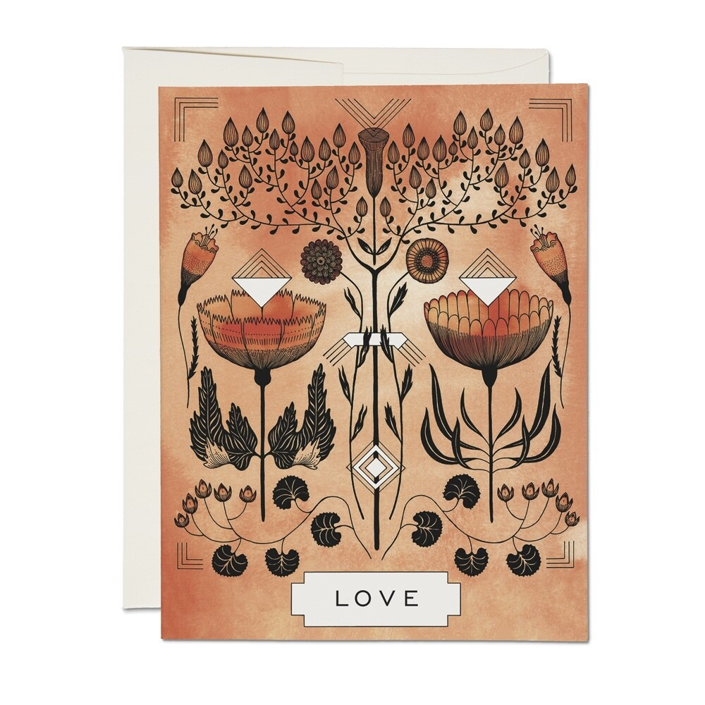 RC24 Love Reflected Card
