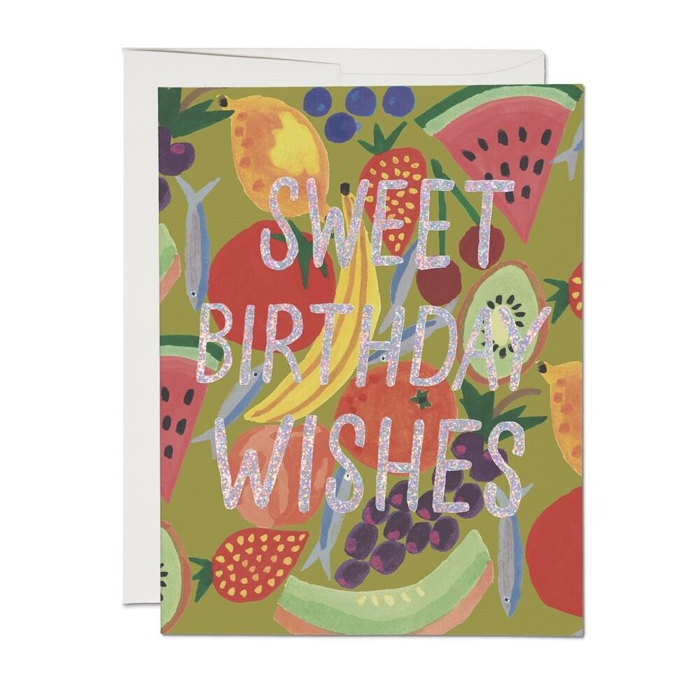 Fruity Birthday Card - RC44