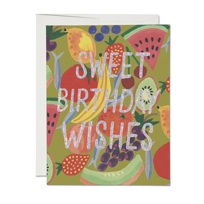 RC44 Fruity Birthday Card