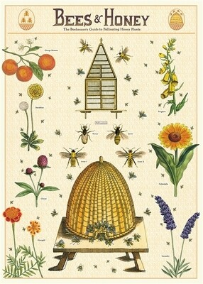 Bees + Honey 2 Poster #303