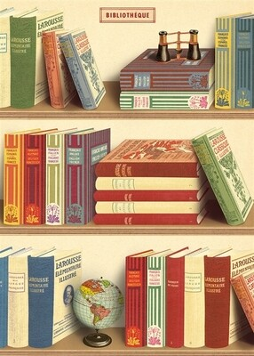 Library Books Poster #311