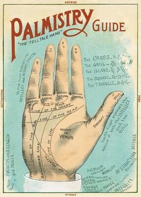Palmistry Poster #209