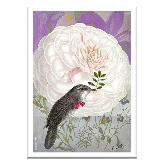 CD70 Springtime Greeting Card