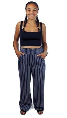 Billabong Striped Pants - NEW-BPB