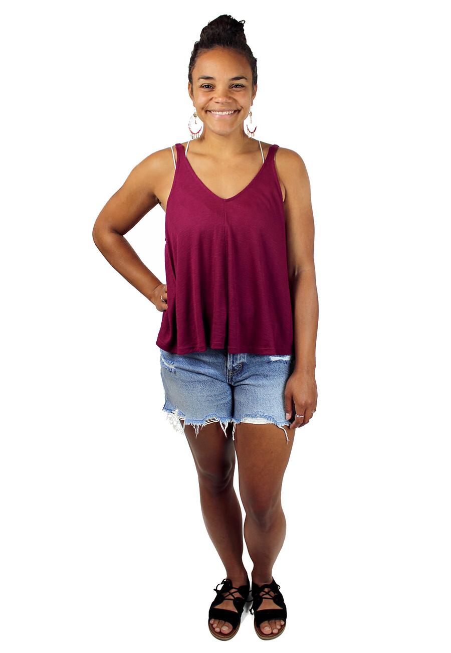 Free People Makai Cutoff Denim Shorts