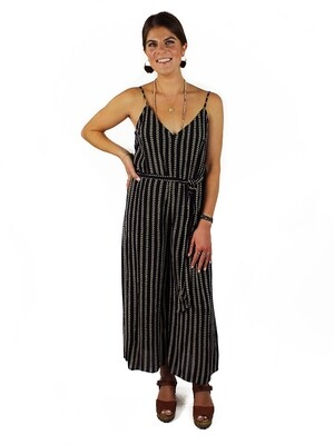 Billabong Shake It Again Jumpsuit - SHA-BLK