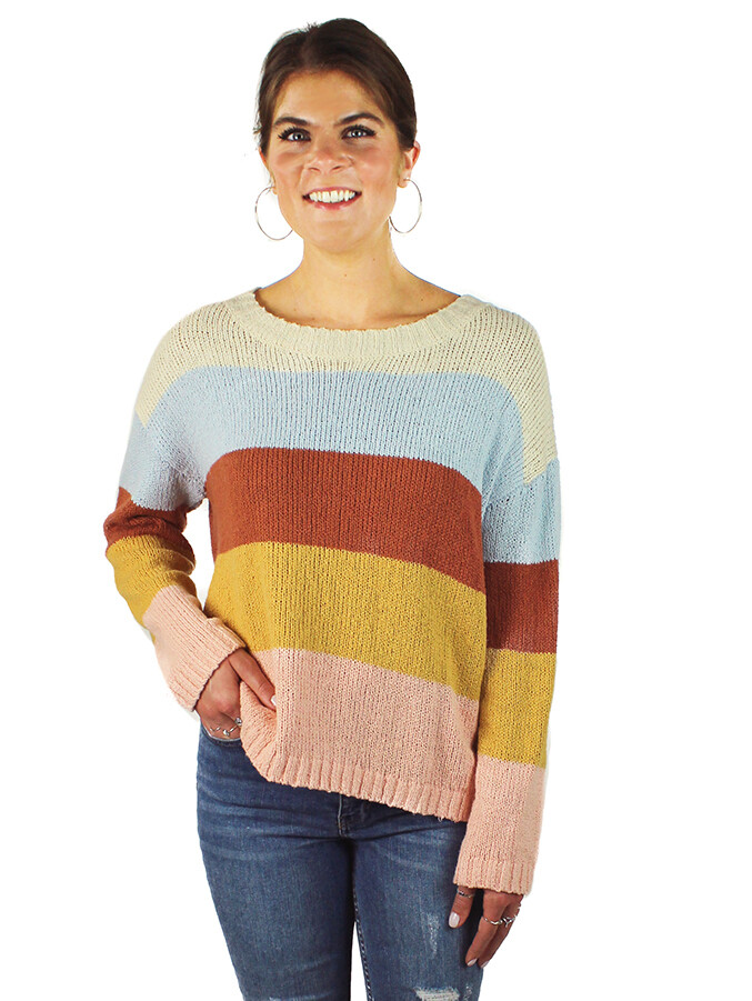 Billabong Lost Paradise Sweater - BLO-MUL