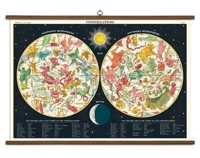 Constellations Large School Chart