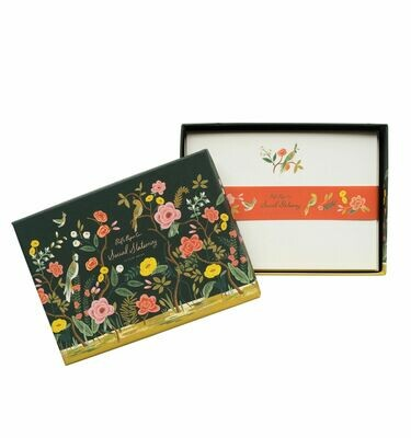 Shanghai Social Stationery Set - Rifle Paper Co. RPC11