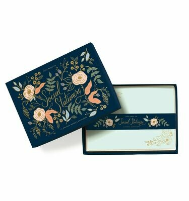 Colette Social Stationery Set - Rifle Paper Co. RPC12