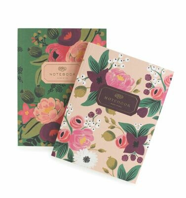 Vintage Blossoms Notebooks - Set of 2 - Rifle Paper Co. RPC20