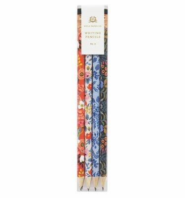 Floral Pencil Set - Rifle Paper Co. RPC23