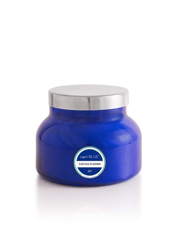 Cactus Flower Candle - Capri Blue Signature Jar 19oz
