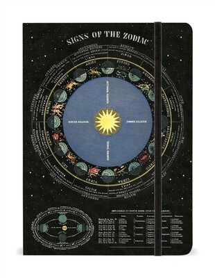 Zodiac Notebook - NBZ