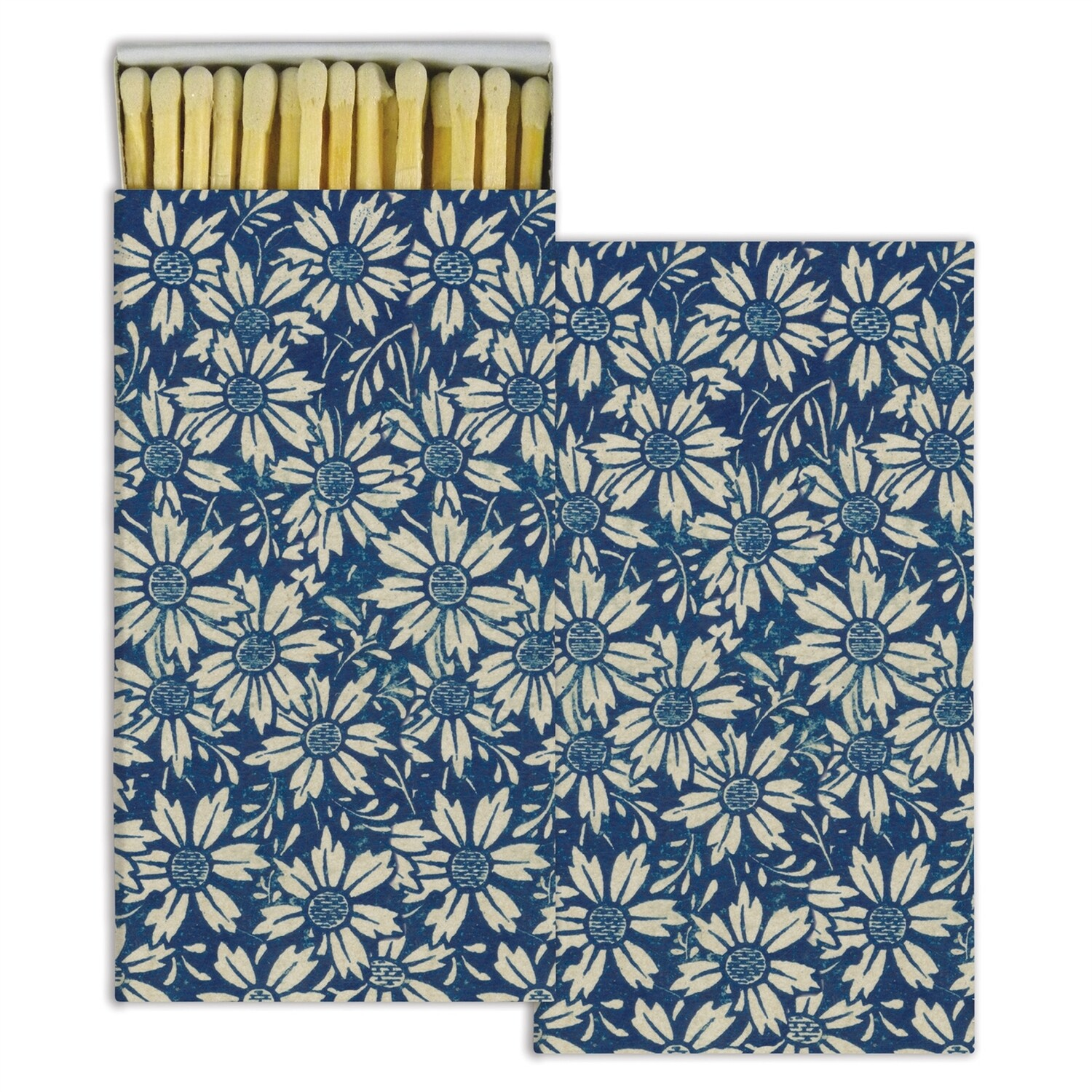 Blue Daisies Matches