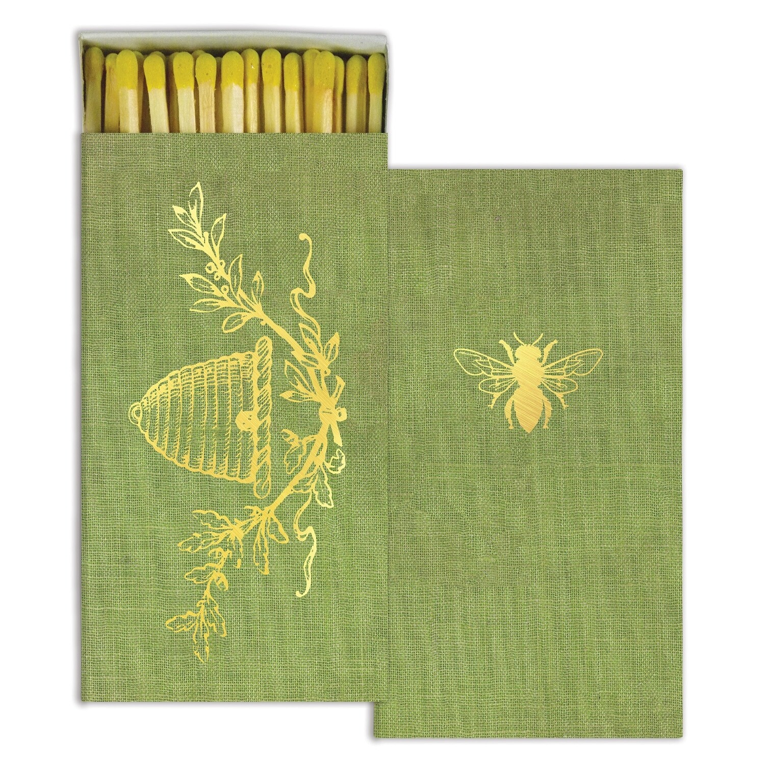 Bee Matches - Green