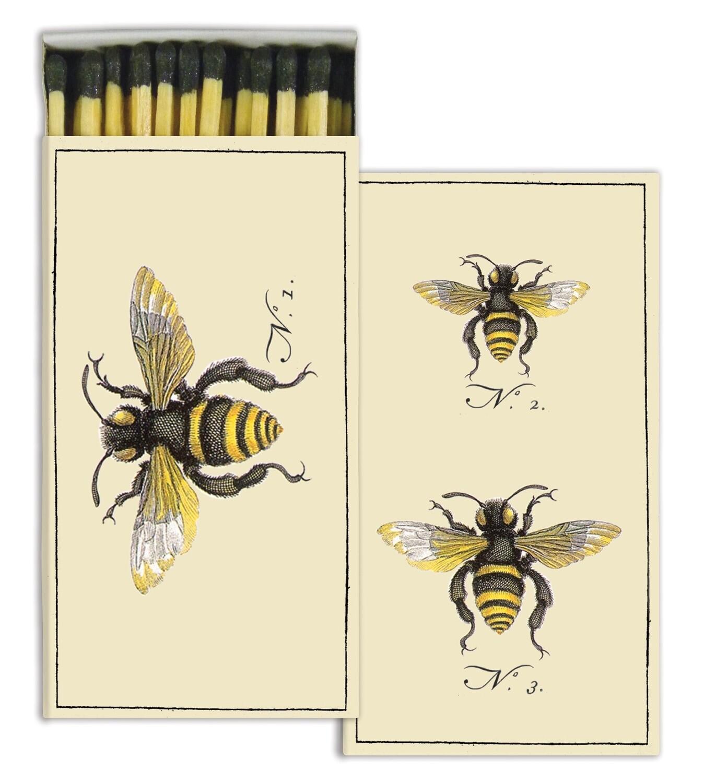 Bee Matches - Cream