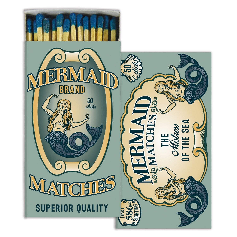 Mermaid Brand Matches