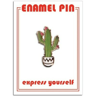Saguaro Cactus Pin - FFP-134