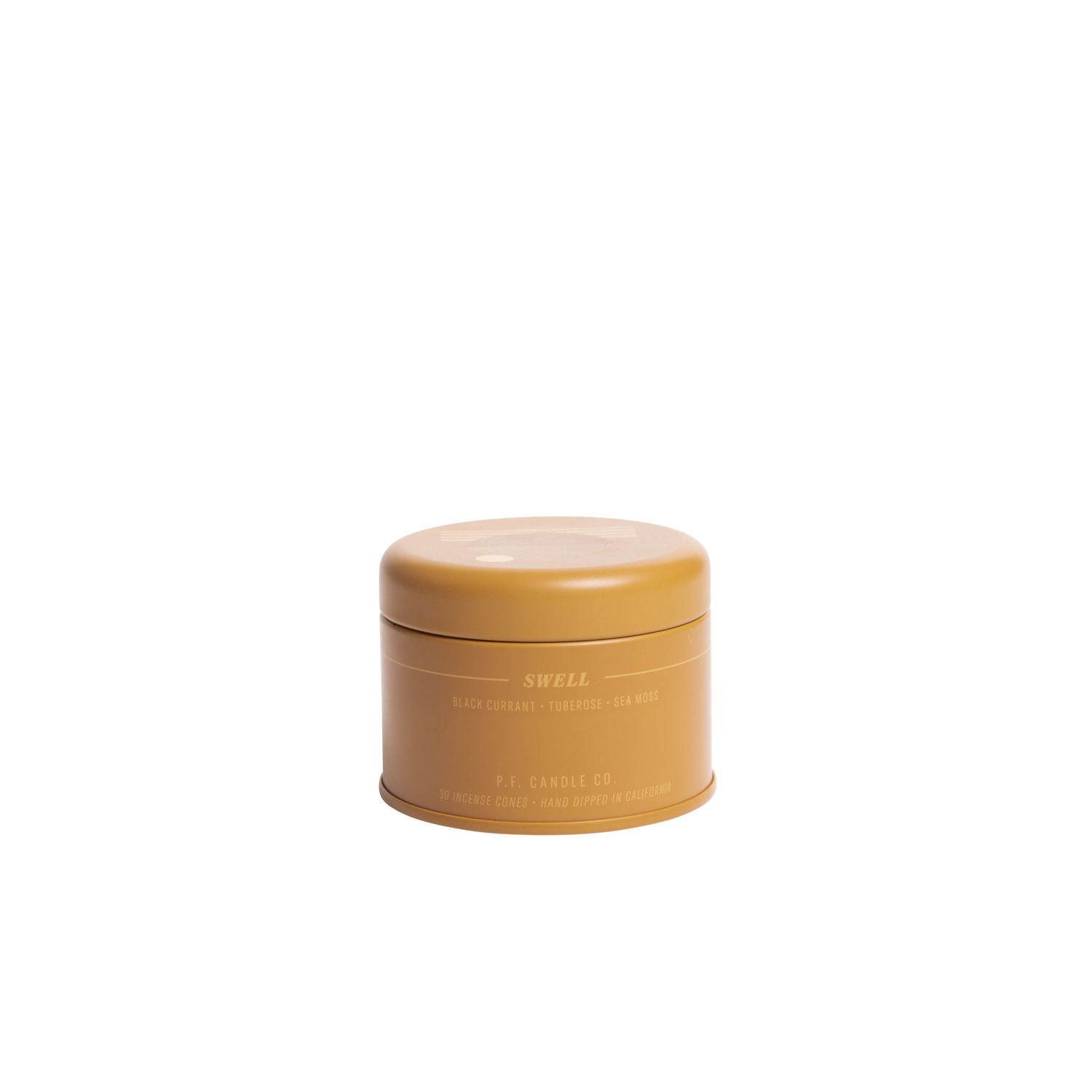 Swell Sunset Incense Cones - P.F. Candle Co.