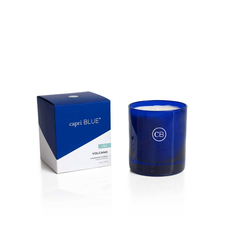 Volcano Candle - Capri Blue Boxed Tumbler 8oz.