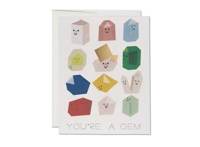 RC51 You're A Gem Buddies Card