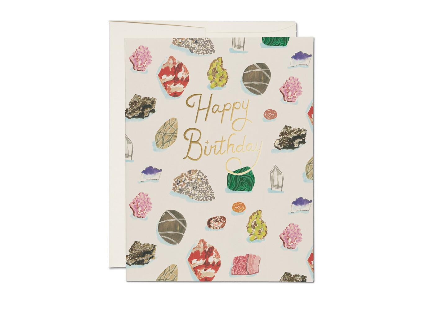 RC8 Birthday Gems Card