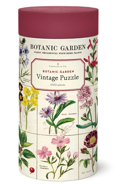 Botanic Garden Puzzle 1,000 Pieces