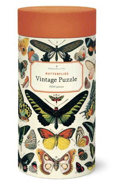 Butterflies Puzzle 1,000 Pieces