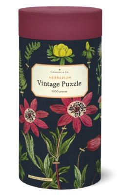 Herbarium Puzzle 1,000 Pieces