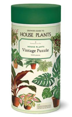 House Plants Puzzle 1,000 Pieces