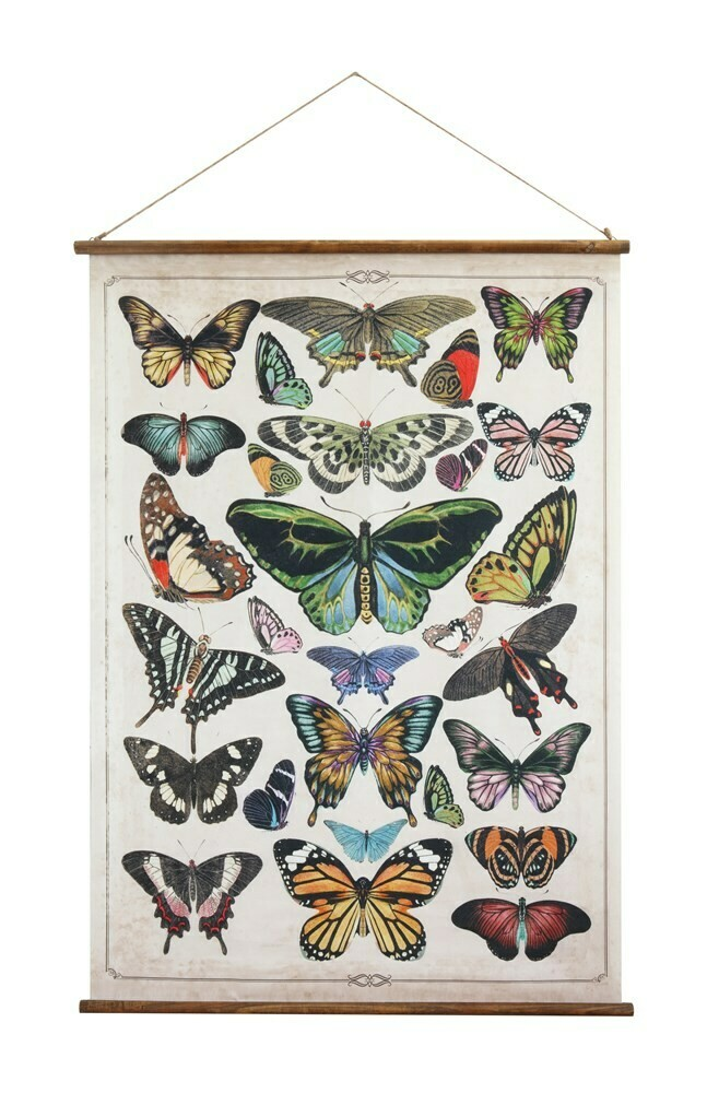 Butterfly Wall Hanging CR-WH3