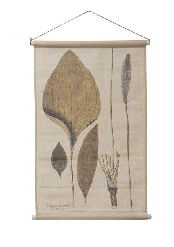 Linen Wall Print #CRWH5