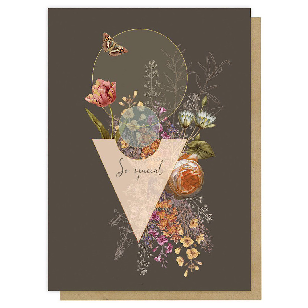 So Special Greeting Card - PAC343