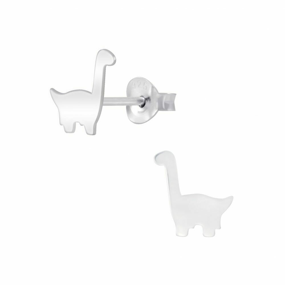 Sterling Silver Dinosaur Posts - P70-9