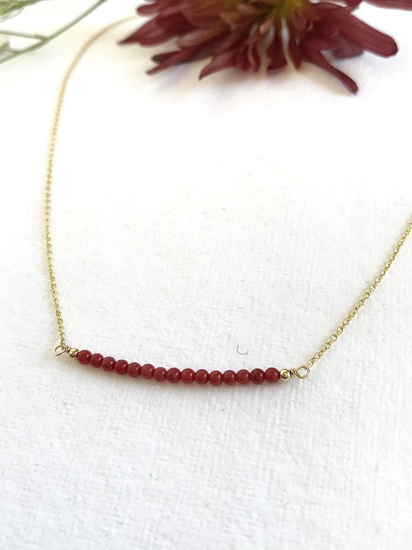 Coral Artemis Necklace - GDFDSN17