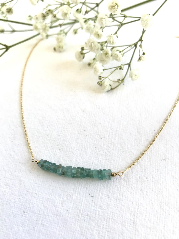 Apatite Gaia Necklace - GDFDSN15