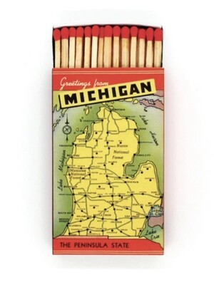 Greetings From Michigan Matches